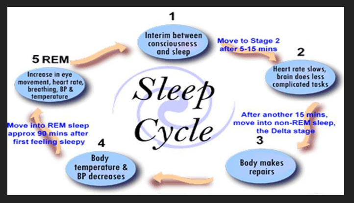 how to fix slep cycle